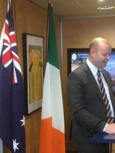 Commonwealth Day in Ireland 2018